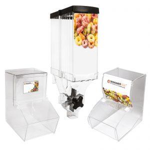 6-Dispenser per prodotti sfusi