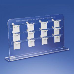 Proposte di display per broches in plastica e metallo